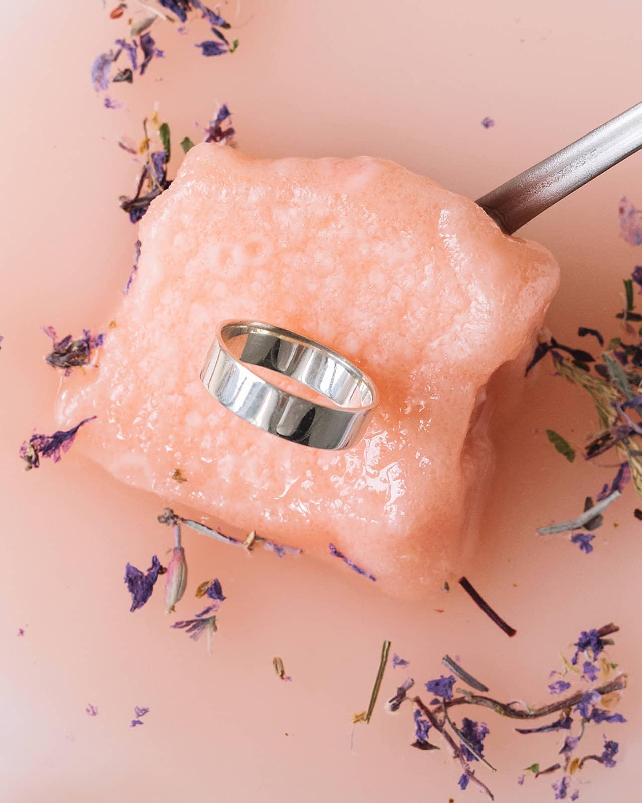 Кольцо Rolly (серебро)